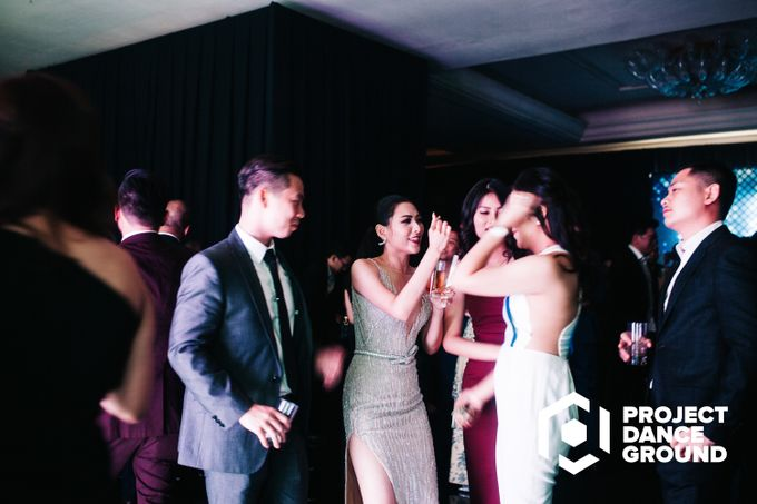 Reinaldo & Katherine Wedding After Party by Project Dance Ground - 004