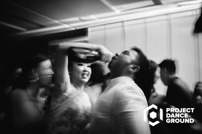 Steven & Jessica Wedding After Party by Project Dance Ground - 010