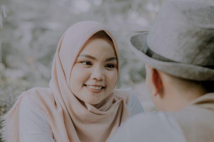 The Prewedding of Hafidz & Tita by Fazz Project - 013