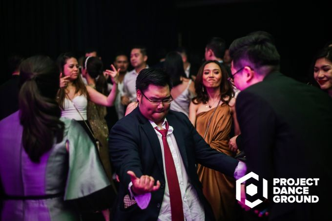 Jeff & Eliza Wedding After Party by Project Dance Ground - 001