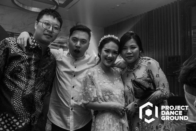 Andhika & Lenny Wedding After Party by Project Dance Ground - 004