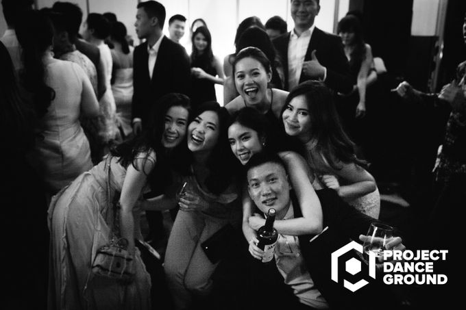 Steven & Jessica Wedding After Party by Project Dance Ground - 008