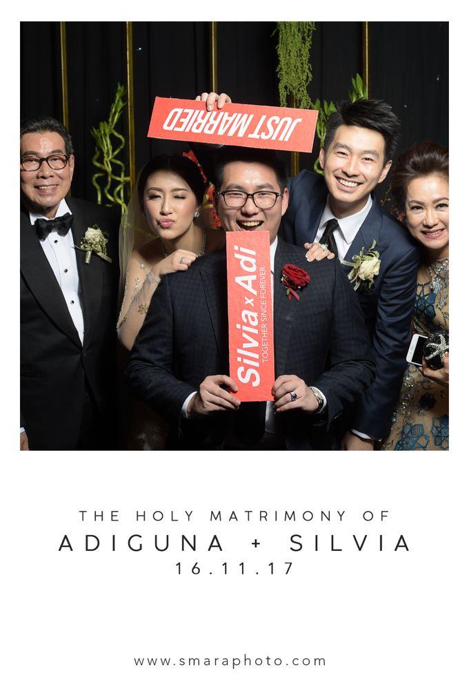 The Holy Matrimony of Silvia Siantar & Adiguna Prakoso by Smara Photo - 008