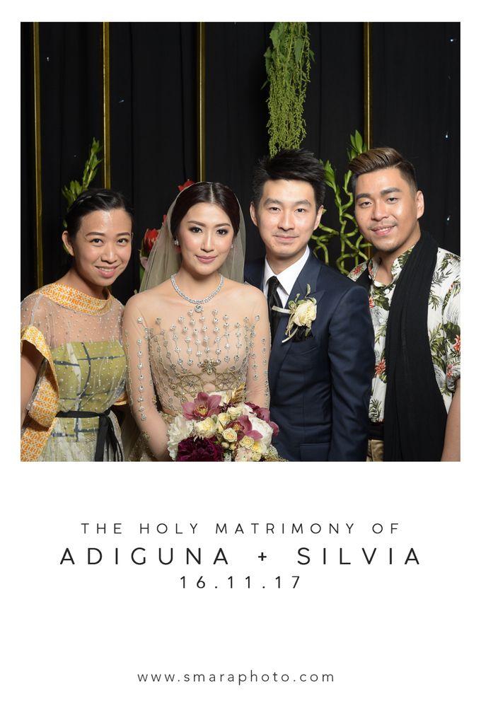 The Holy Matrimony of Silvia Siantar & Adiguna Prakoso by Smara Photo - 020