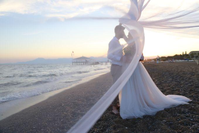 Civil Marriage Ceremony for Australian couple by Wedding City Antalya - 017