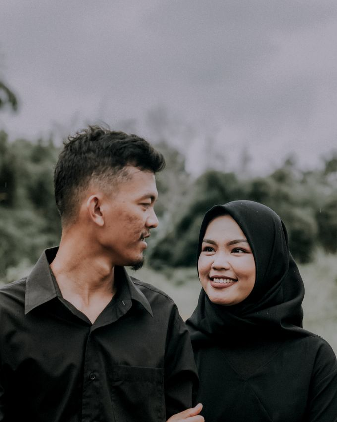 The Prewedding of Hafidz & Tita by Fazz Project - 001