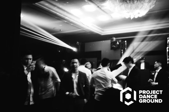 Reinaldo & Katherine Wedding After Party by Project Dance Ground - 001
