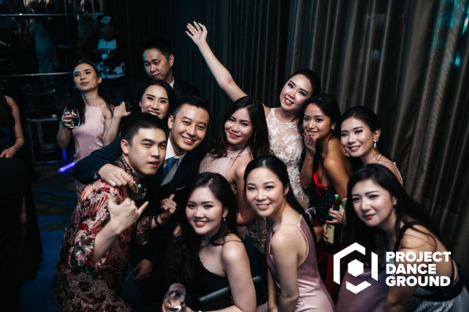 Steven & Jessica Wedding After Party by Project Dance Ground - 005