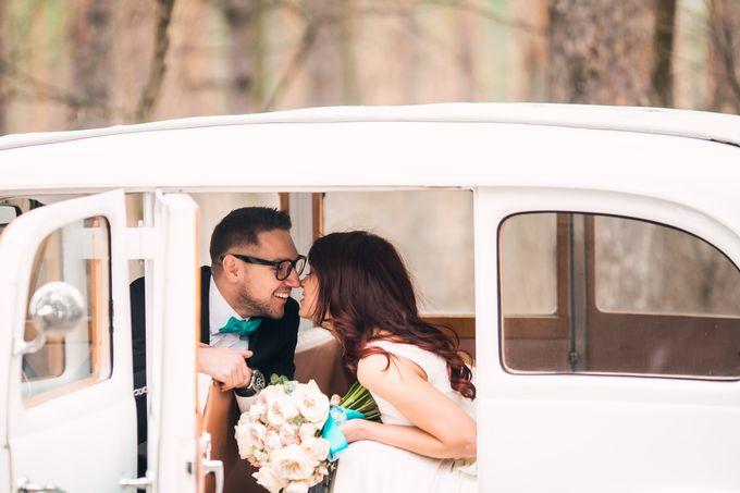 Tiffany Wedding by Caramel Events - 002