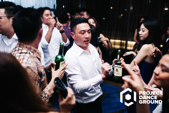 Steven & Jessica Wedding After Party by Project Dance Ground - 003