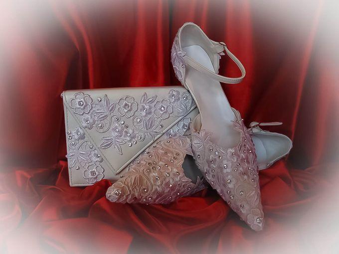 BRIDAL CLUTCHES by Pamela Falli - 024