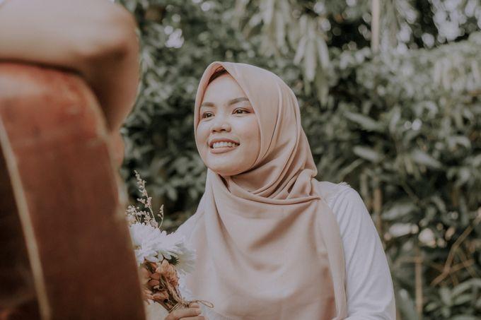 The Prewedding of Hafidz & Tita by Rose For You - 003