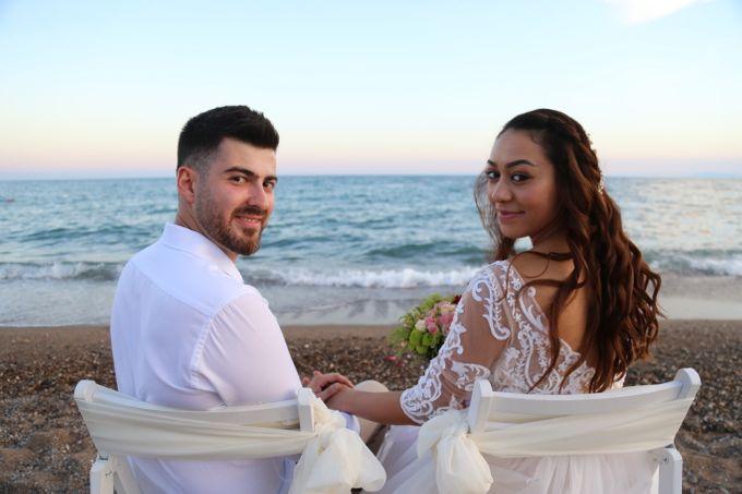 Civil Marriage Ceremony for Australian couple by Wedding City Antalya - 020