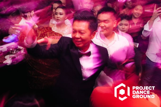Steven & Jessica Wedding After Party by Project Dance Ground - 004
