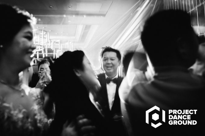 Steven & Jessica Wedding After Party by Project Dance Ground - 002