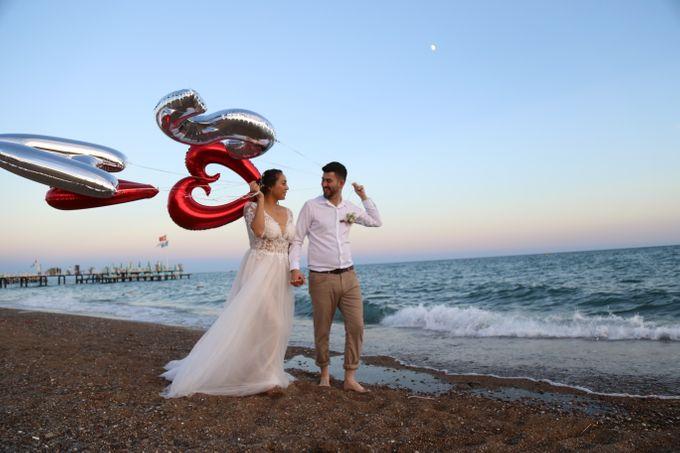Civil Marriage Ceremony for Australian couple by Wedding City Antalya - 021