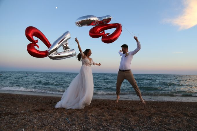 Civil Marriage Ceremony for Australian couple by Wedding City Antalya - 022