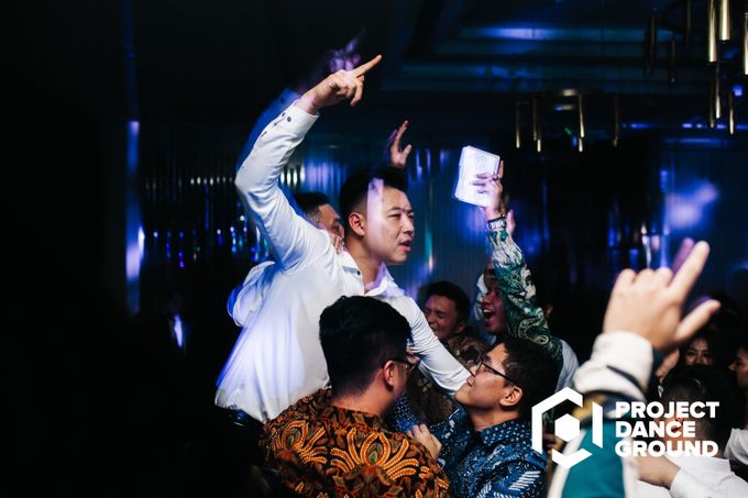 Steven & Jessica Wedding After Party by Project Dance Ground - 001