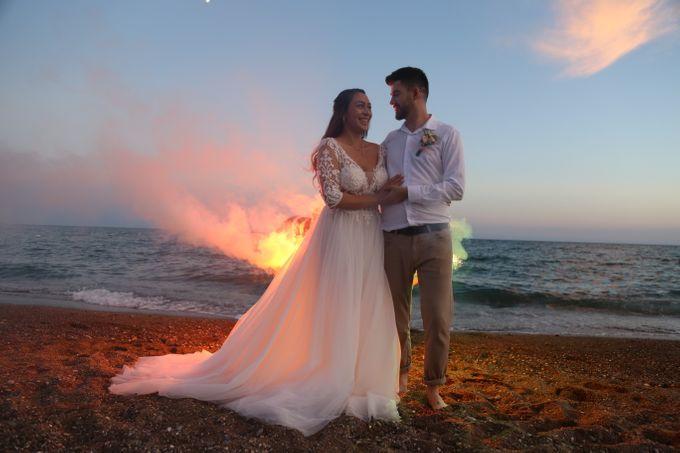 Civil Marriage Ceremony for Australian couple by Wedding City Antalya - 023