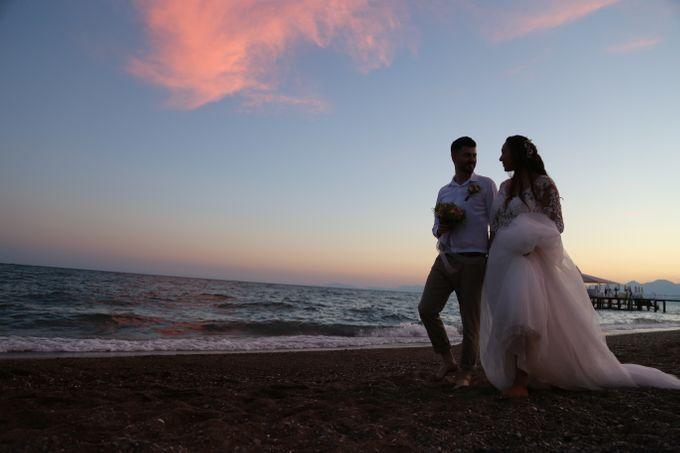 Civil Marriage Ceremony for Australian couple by Wedding City Antalya - 027