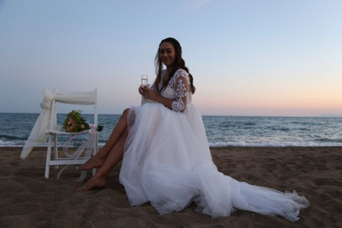 Civil Marriage Ceremony for Australian couple by Wedding City Antalya - 028