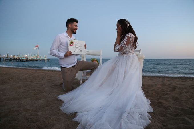 Civil Marriage Ceremony for Australian couple by Wedding City Antalya - 029