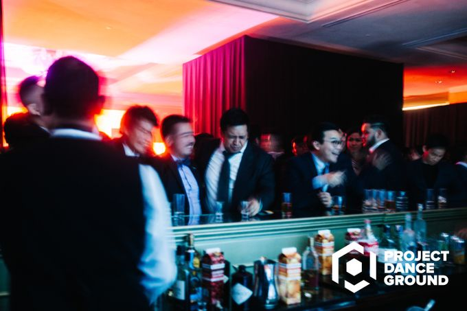 Reinaldo & Katherine Wedding After Party by Project Dance Ground - 014