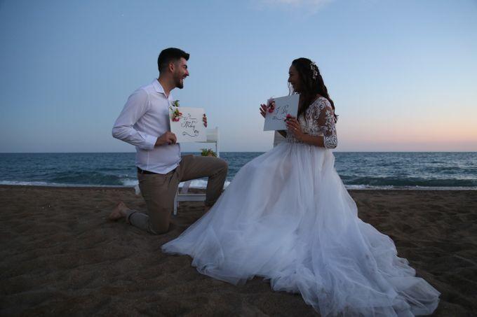 Civil Marriage Ceremony for Australian couple by Wedding City Antalya - 030