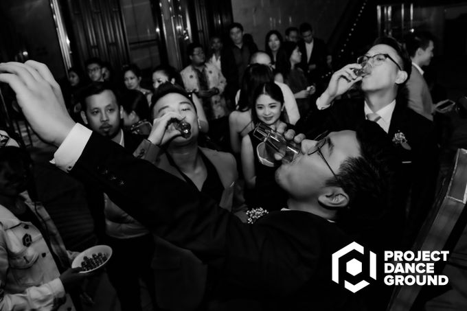 Andhika & Lenny Wedding After Party by Project Dance Ground - 016