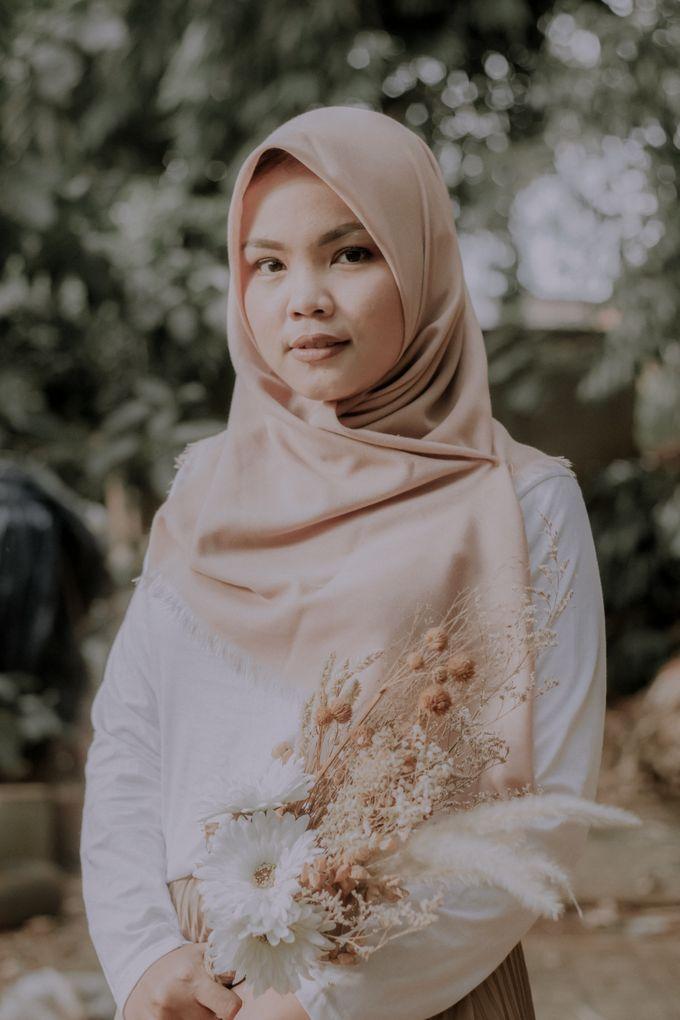 The Prewedding of Hafidz & Tita by Rose For You - 005