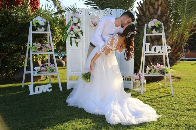 Civil Marriage Ceremony for Australian couple by Wedding City Antalya - 005