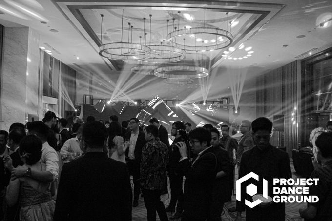 Andhika & Lenny Wedding After Party by Project Dance Ground - 014
