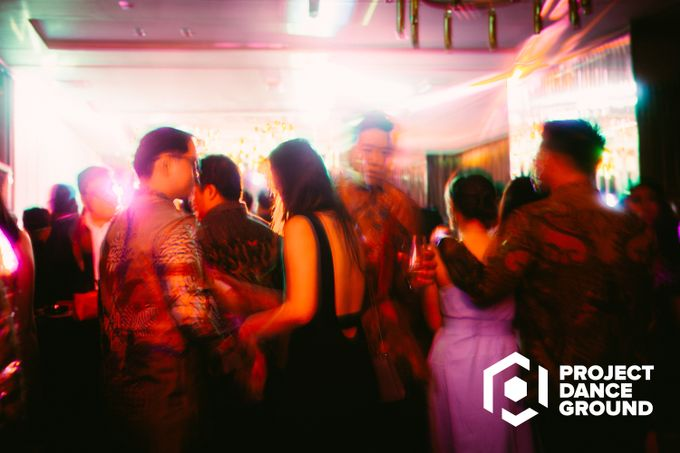 Steven & Jessica Wedding After Party by Project Dance Ground - 017