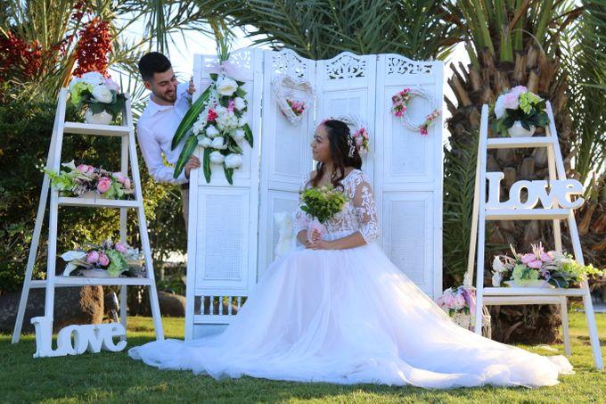 Civil Marriage Ceremony for Australian couple by Wedding City Antalya - 006