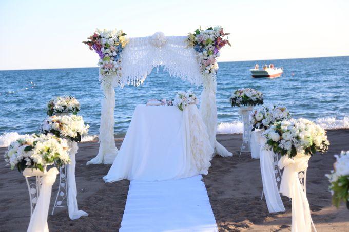 Civil Marriage Ceremony for Australian couple by Wedding City Antalya - 007