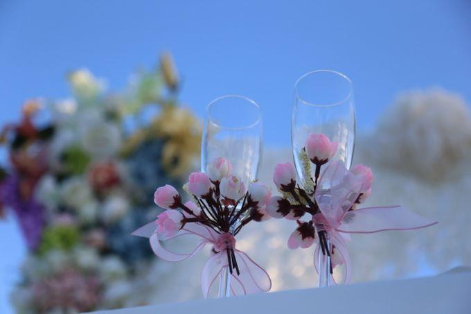 Civil Marriage Ceremony for Australian couple by Wedding City Antalya - 008