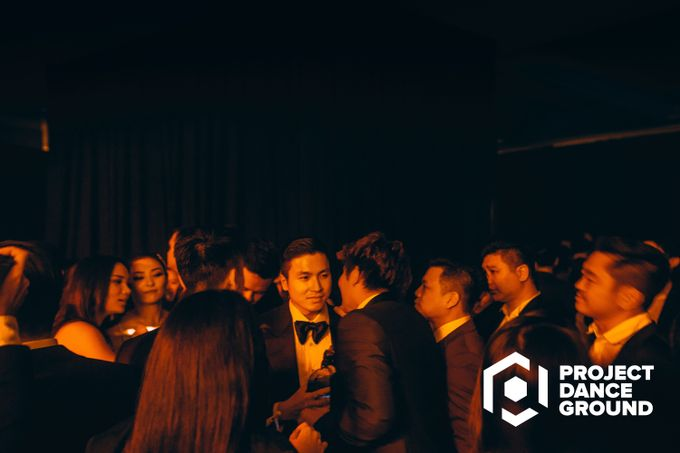 Reinaldo & Katherine Wedding After Party by Project Dance Ground - 011