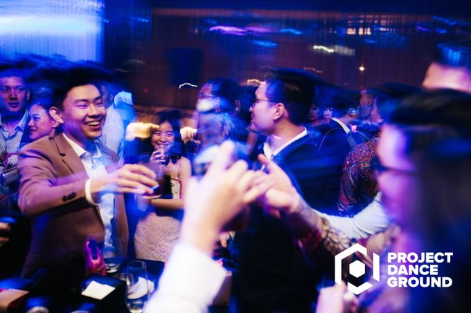 Steven & Jessica Wedding After Party by Project Dance Ground - 015