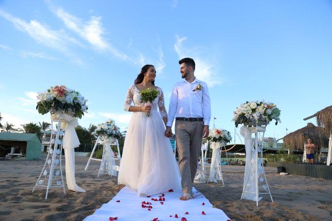 Civil Marriage Ceremony for Australian couple by Wedding City Antalya - 009