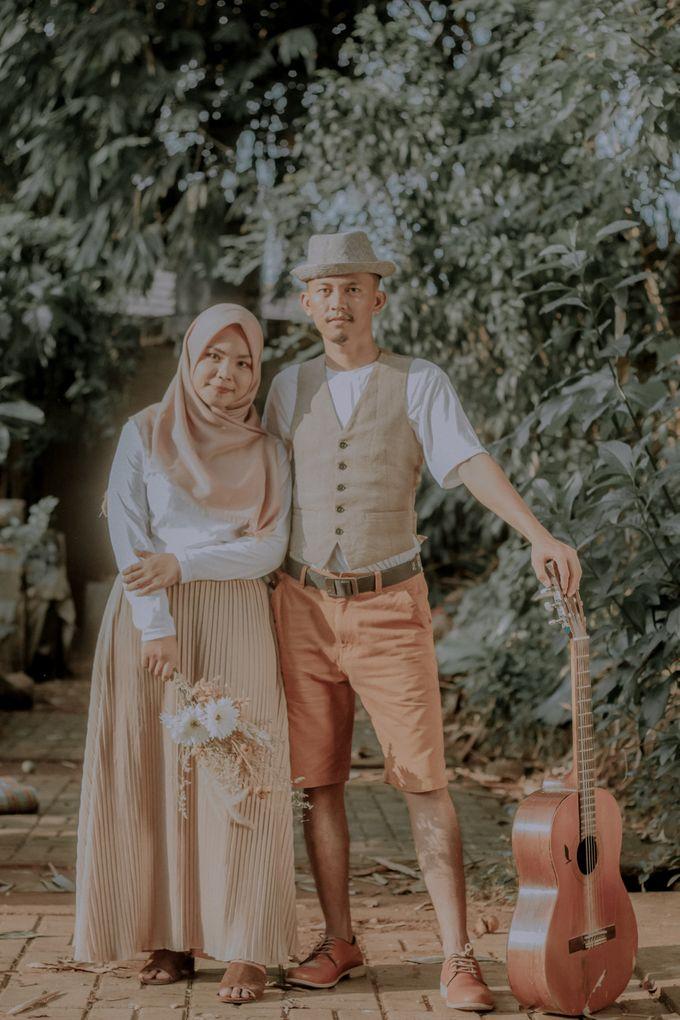 The Prewedding of Hafidz & Tita by Rose For You - 001
