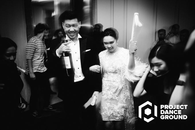 Steven & Jessica Wedding After Party by Project Dance Ground - 012