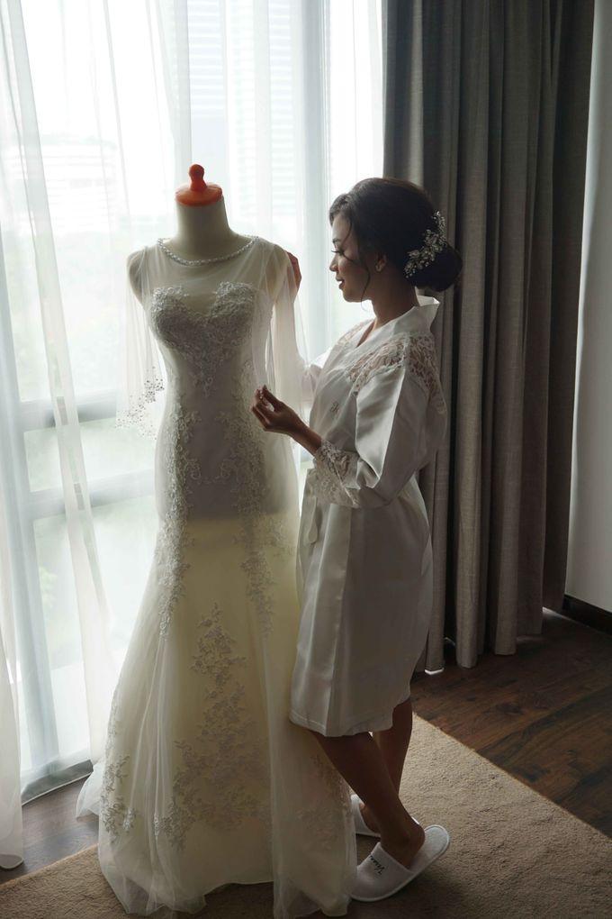 The Wedding Of Ricky Fajar Adiputra & Chika Octavia by ID Organizer - 002