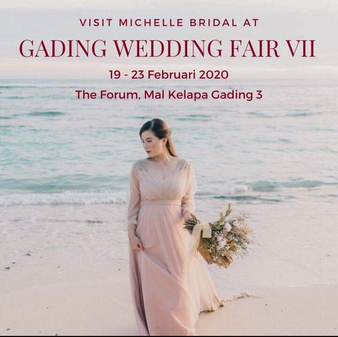 Michelle Bridal on Gading Wedding Fair VII by Michelle Bridal - 001