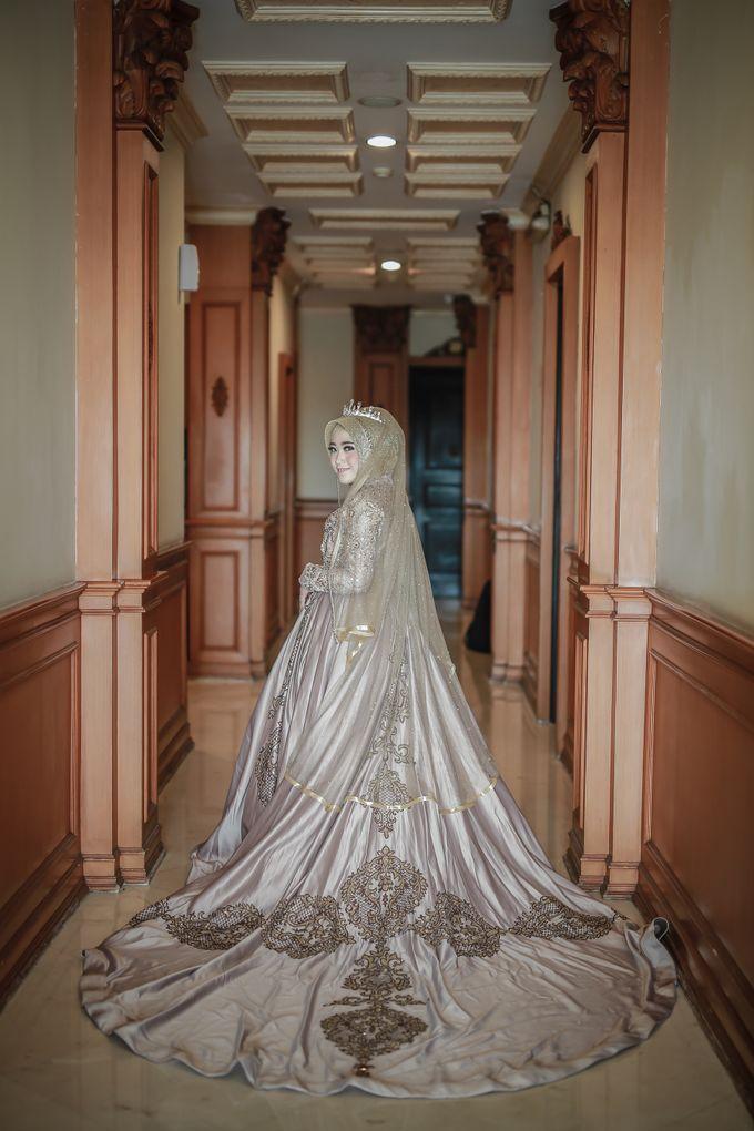 Wedding of Olivia & Bachtiar by Rashdan Planner - 007