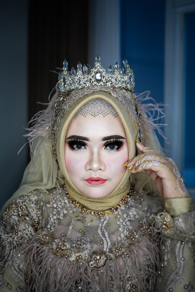 Wedding of Amrina & Farid by Rashdan Planner - 003
