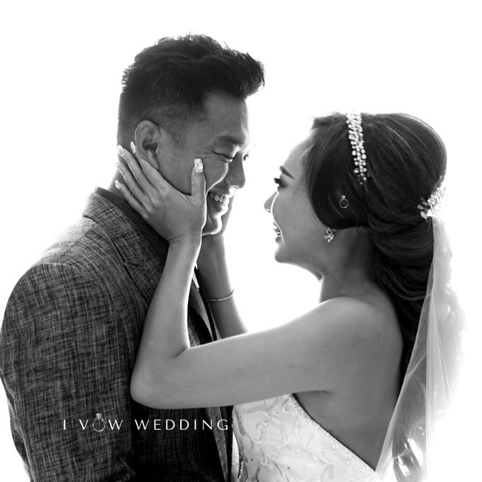 The Wedding of William & Shanie by Ivow Wedding - 001
