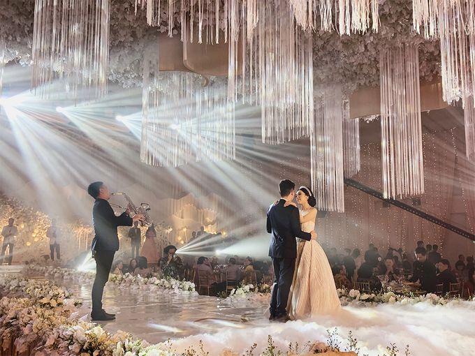 The Wedding of Yoel & Vero by Desmond Amos Entertainment - 004