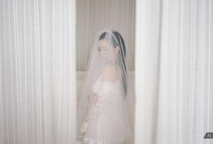 Johan & Finna Wedding by NOMINA PHOTOGRAPHY - 001
