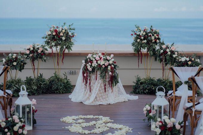 Wedding of Anesh & Ying 24 February 2019 by PMG Hotels & Resorts - 001
