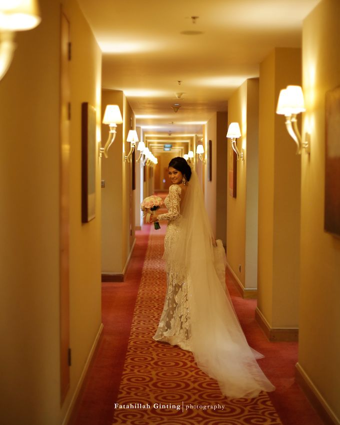 The Wedding - Ica & Toha by JW MARRIOTT HOTEL MEDAN - 004